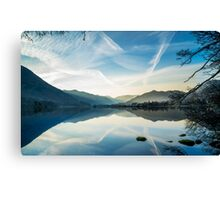 Ullswater Mirror Canvas Print