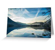 Ullswater Mirror Greeting Card