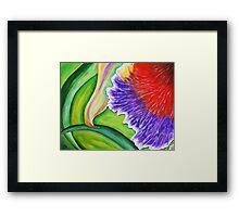 Dance of the Flower Framed Print