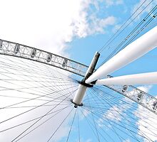 The giant wheel by lorenzoviolone