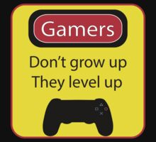 Gamers by icedtees