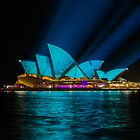 Sydney's Vivid Festival 2014: III by Adam Le Good