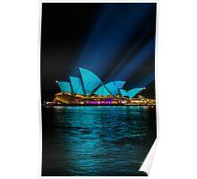 Sydney's Vivid Festival 2014: III Poster