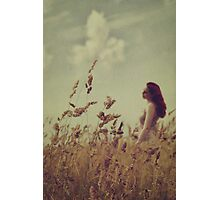 Lovely Abby Photographic Print