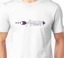 Gosh, I love Arrows Unisex T-Shirt