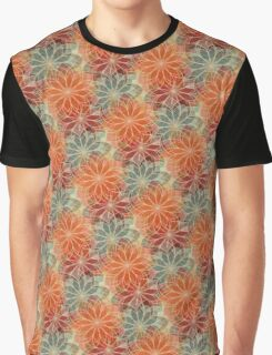 Orange Blossoms Graphic T-Shirt