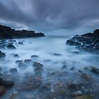 blue dusk, cove by codaimages