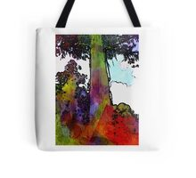 tree warburton  Tote Bag