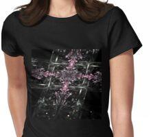Frozen - Abstract Fractal Artwork Womens Fitted T-Shirt