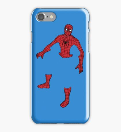 Spiderman! iPhone Case/Skin