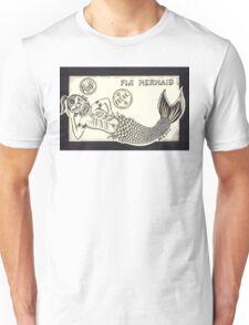 FIJI MERMAID Unisex T-Shirt