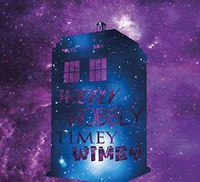 Wibbly Wobbly Timey Wimey by Hazzardo