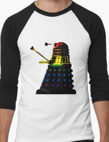 Dalek Pride Men's Baseball ¾ T-Shirt