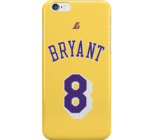 Kobe Bryant Vintage iPhone Case/Skin