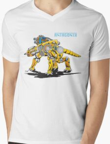 Antagonix Mens V-Neck T-Shirt