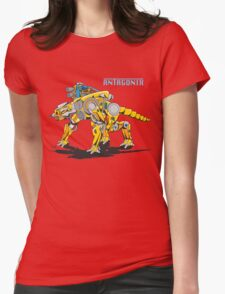 Antagonix Womens Fitted T-Shirt