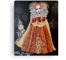 Queen Elizabeth I Canvas Print