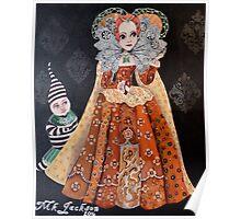 Queen Elizabeth I Poster
