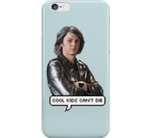 Quicksilver - Cool kids can't die iPhone Case/Skin