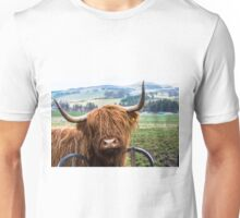 Highland Cow Unisex T-Shirt
