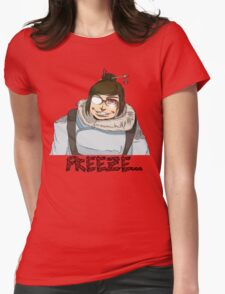 Mei's True Nature  Womens Fitted T-Shirt
