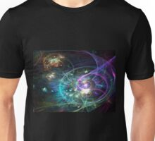 Mystique - Abstract Fractal Artwork Unisex T-Shirt