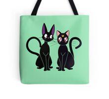 JiJi and Luna Tote Bag