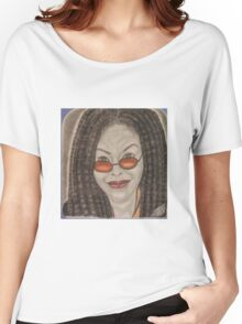 an American comedian, actress, singer,writer, and television host Women's Relaxed Fit T-Shirt
