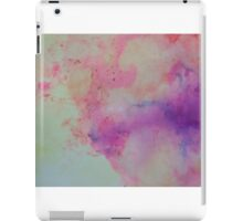 Pansy Abstractions iPad Case/Skin