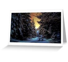 The Light of Hope Greeting Card