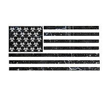 Contaminated States of America  Photographic Print
