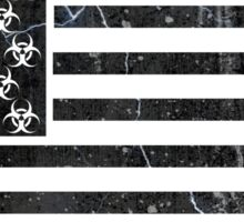 Contaminated States of America  Sticker