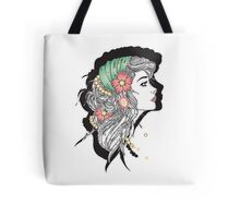 GYPSY OPAL ROSE Tote Bag