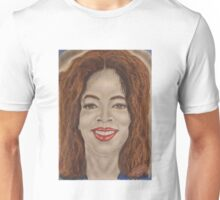 American media proprietor, talk show host, actress, producer, and philanthropist Unisex T-Shirt
