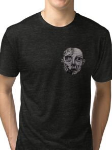 Gustavo Fring or Two Face? Tri-blend T-Shirt