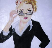 Working Girl by Julie Diana Lawless