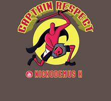 Captain Respect Unisex T-Shirt