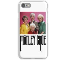 Golden Girls Girls Girls iPhone Case/Skin