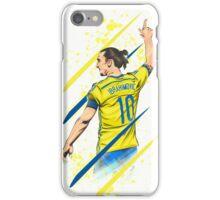 Zlatan Ibrahimović iPhone Case/Skin