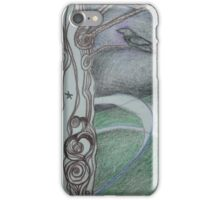 Circling Winds iPhone Case/Skin