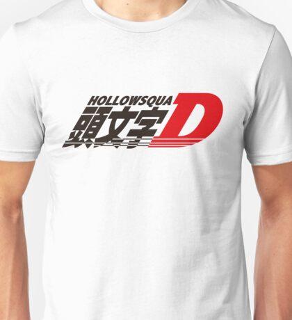 """Hollow Squad X Initial D"" Logo Unisex T-Shirt"