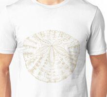 Life's A Beach : Sand Dollar Unisex T-Shirt