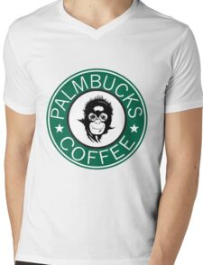 palmbucks by rachelsfantasy Mens V-Neck T-Shirt