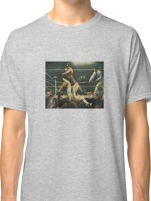 Dempsey and Firpo Boxing - George Bellows Classic T-Shirt