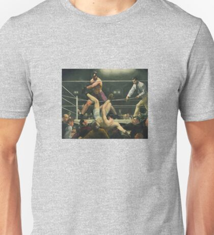 Dempsey and Firpo Boxing - George Bellows Unisex T-Shirt