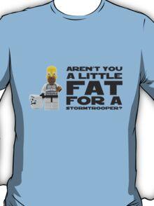 Homer Trooper T-Shirt