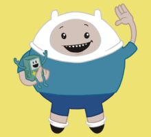 Finn the Human by The Foolish Worlock