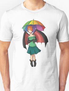 Rainy Day Succubus Unisex T-Shirt