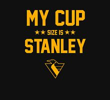 My Cup Size Is Stanley Womens Fitted T-Shirt