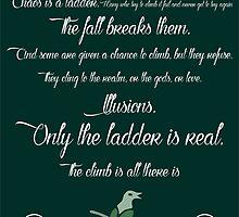 Chaos is a ladder~ Littlefinger by Azman003